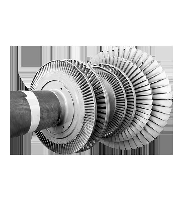 Turbine Blades and Discs