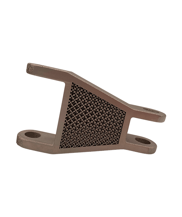 Additive Manufacturing - Aerospace Lightweight Brackets